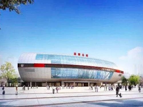 淄博高铁站防火卷帘门工程