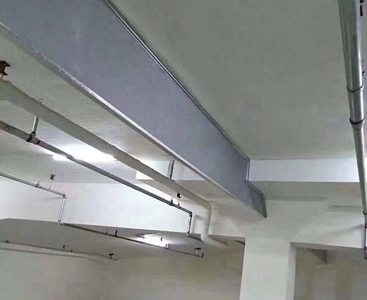 地下车库挡烟垂壁
